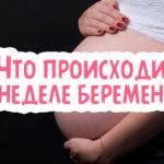 Что происходит на 28 неделе беременности?