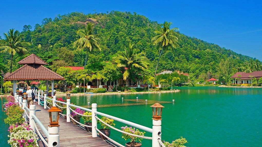 Острова Чанг